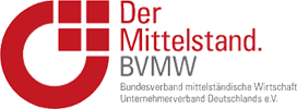 Logo - BVMW - Bundesverband mittelständische Wirtschaft, Unternehmerverband Deutschlands e.V.