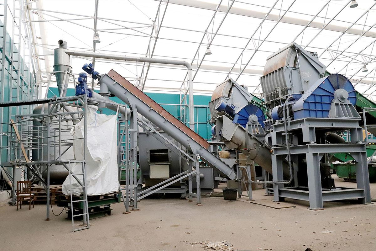 REIKAN Group Kunststoff Recycling