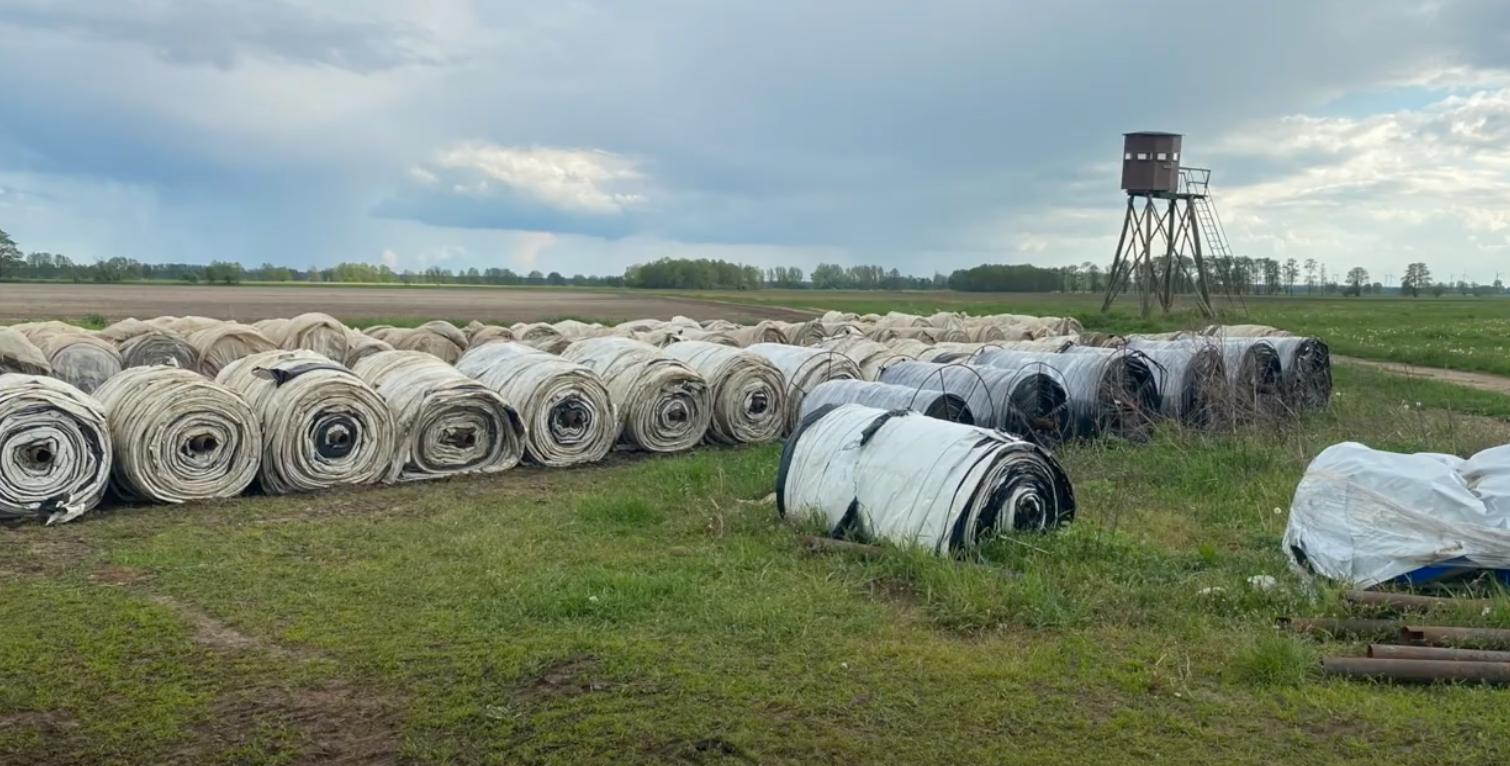 InnovativEntsorgen_Agrarfolienrecycling AVEBA_BDE Innovationsmonat Juni 2021