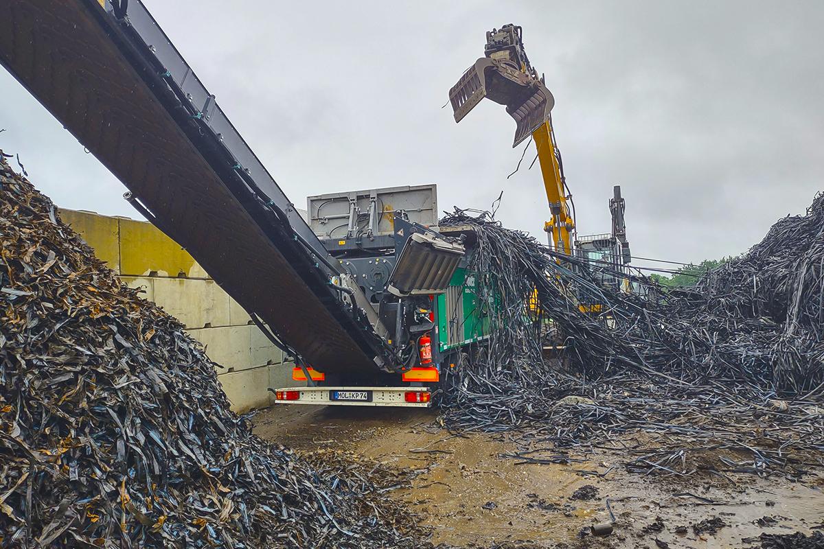 Kunststoff Recycling